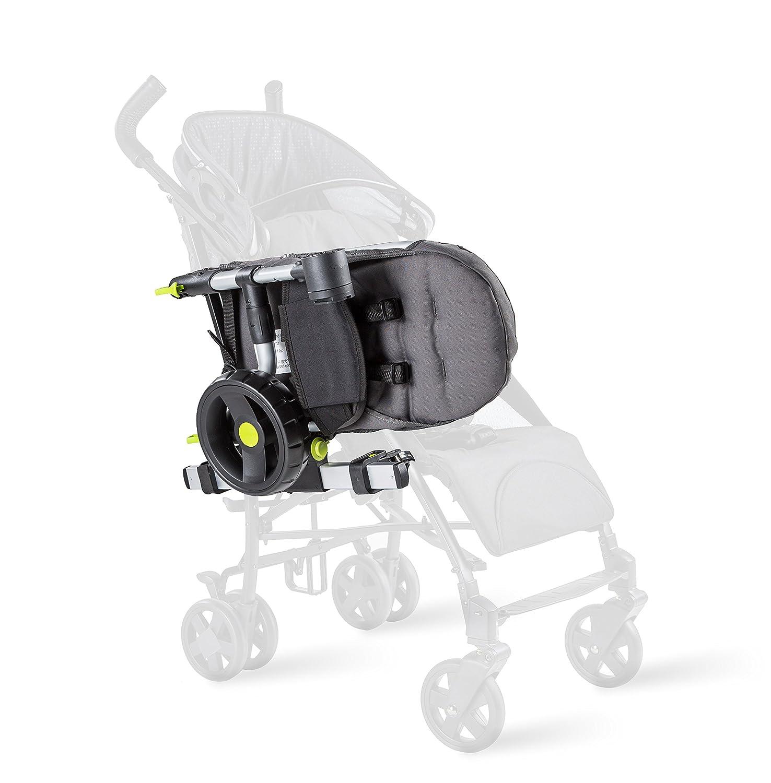 Buggypod Lite - Asiento adicional para cochecito de paseo, color anthracite: Amazon.es: Bebé