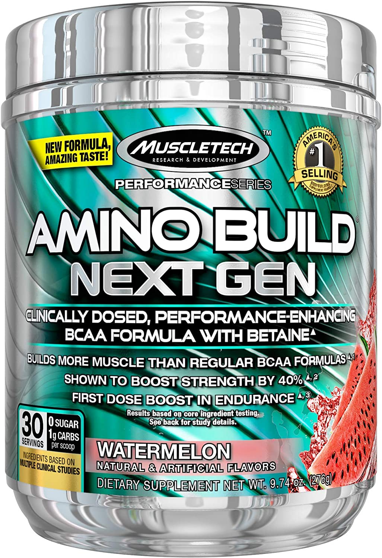 Muscletech Performance Series Amino Build Next Gen Watermelon - 270 gr