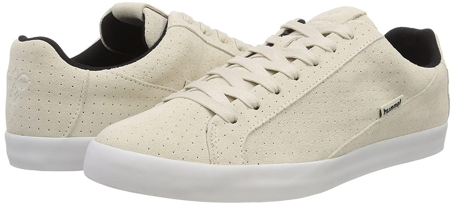 Adulte Sneakers hummel Mixte Cross Court Basses rXXAPEcq1