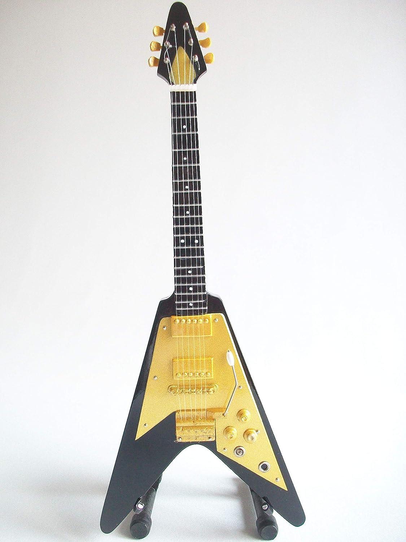 Guitarra Miniatura Flying V – de Lenny Kravitz: Amazon.es ...