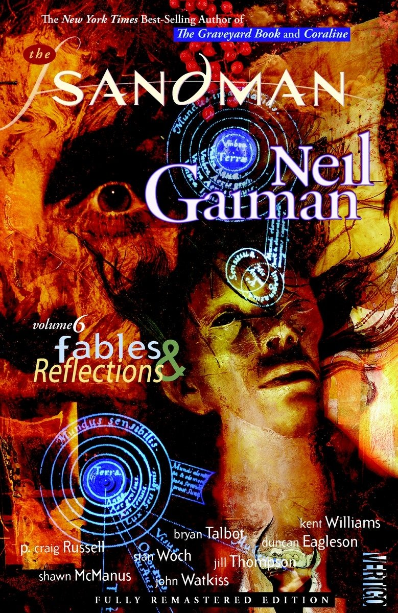 Sandman Vol Fables Reflections product image