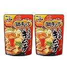 味の素 鍋キューブ うま辛キムチ ×2袋