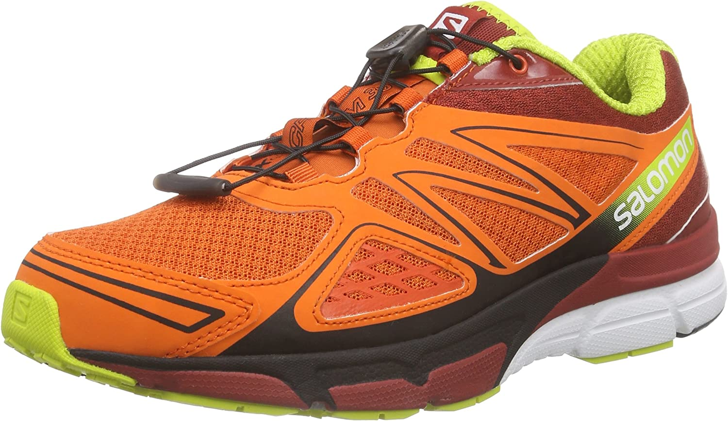 SalomonX-Scream 3D - Zapatillas de Running Hombre, Color Rojo, Talla 48: Amazon.es: Zapatos y complementos