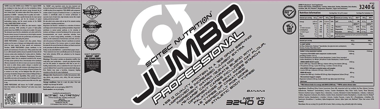 Jumbo Prof. 3240g banana