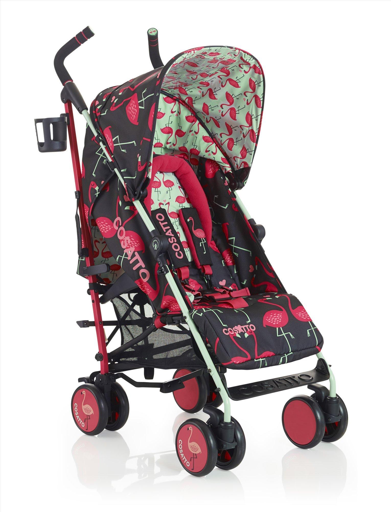 Cosatto Supa Stroller, Flamingo Fling by Cosatto (Image #3)