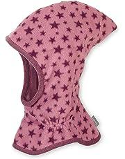 Sterntaler Schalmütze mit Zipfel und Sternen-Motiv, Wärmeschutz durch Thinsulate Insulation