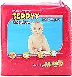 Teddyy Premium Baby Medium Size Diaper (42 Count)