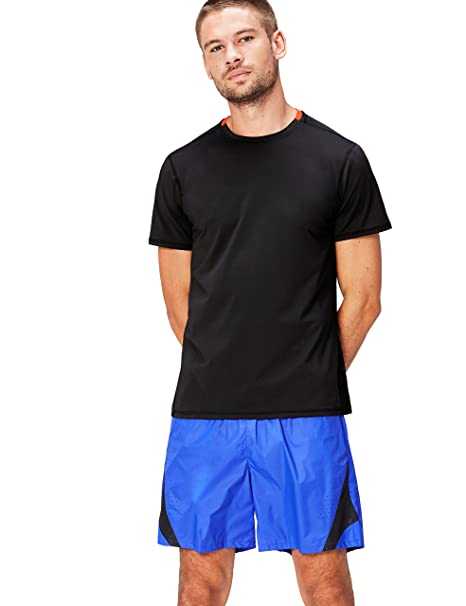 Camiseta deporte Hombre Activewear Lightweight Mesh Breathable