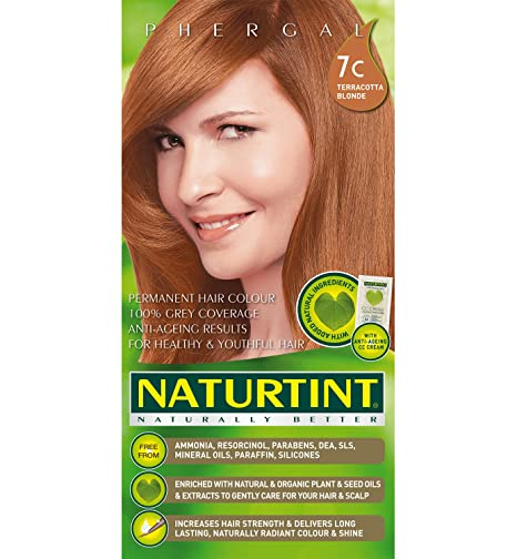 Buy Naturtint Hair Color Permanent 7c Terracotta Blonde 528 Ounce