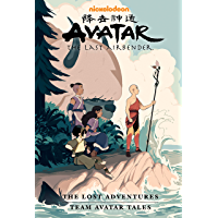 Avatar: The Last Airbender--The Lost Adventures and Team Avatar Tales Library Edition (English Edition)