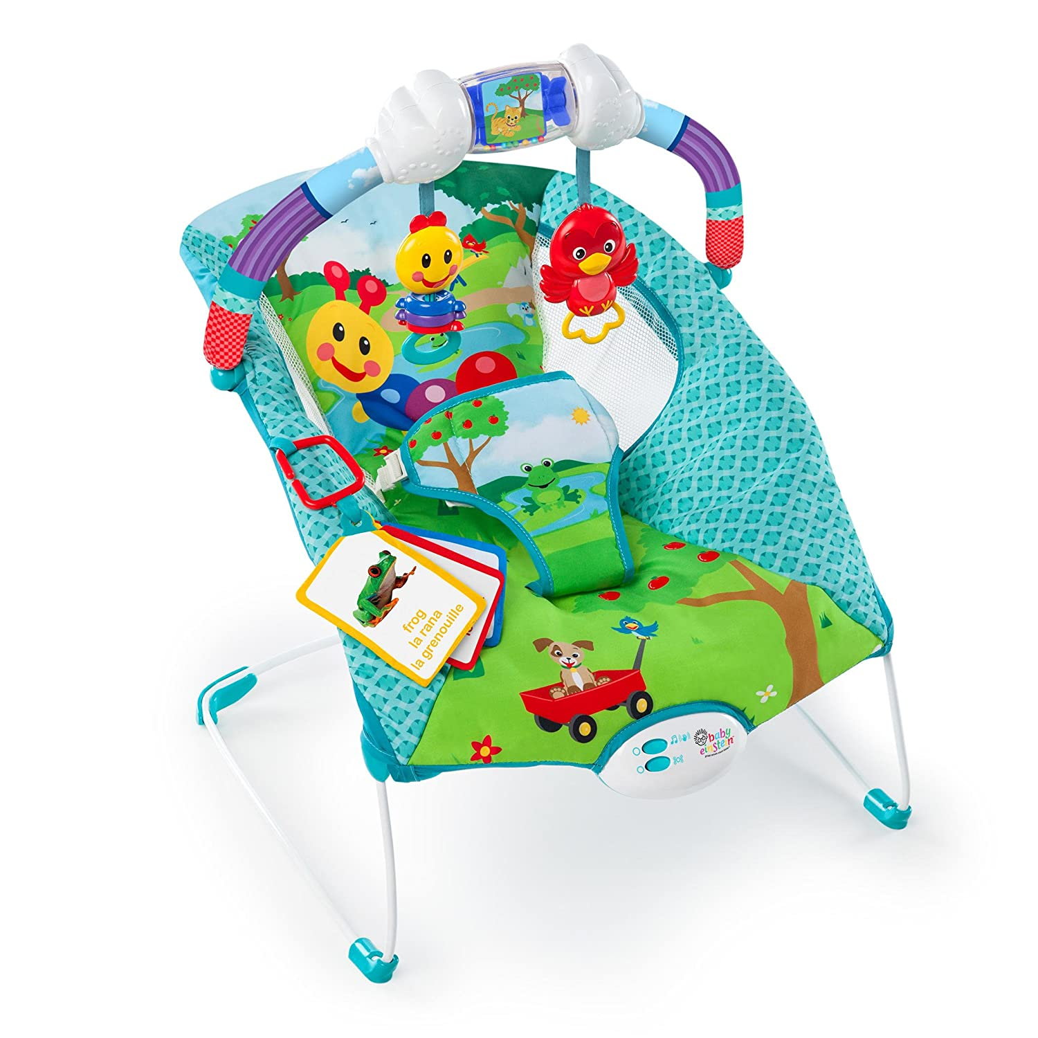 Baby Einstein Neptune Lights & Sea Bouncer Kids II 10523