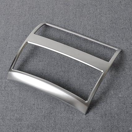 Chrom Hinten Armlehne Kasten Klimaanlage Lüftungsdeckel Für Bmw 5er F10 F11 535i 550i 520i Auto