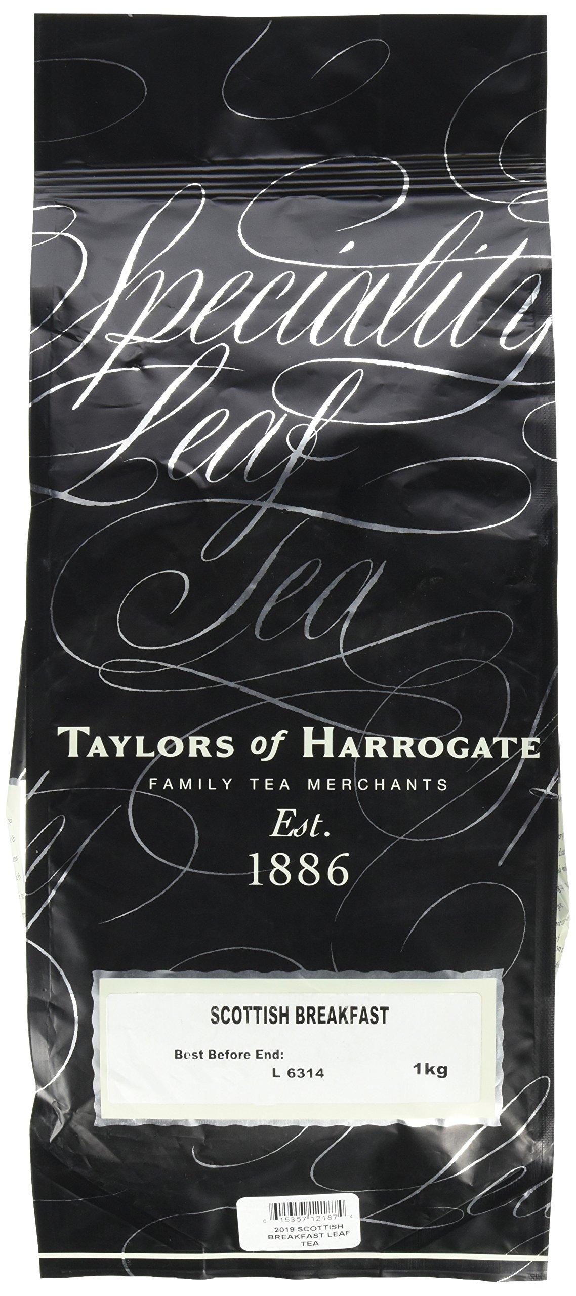 Taylors of Harrogate Scottish Breakfast Loose Leaf, Kilo Bag