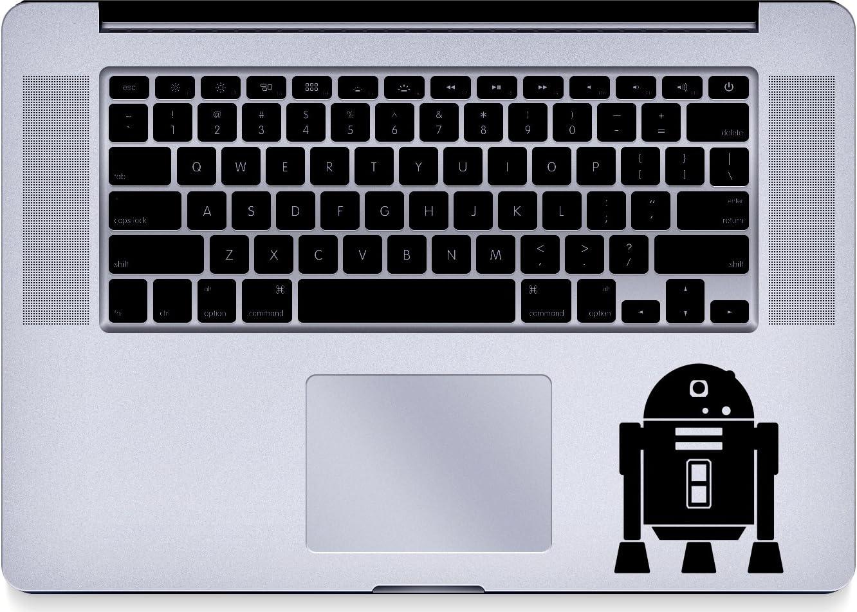 R2D2 Star Wars Trackpad Macbook Decal