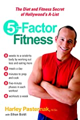 5-Factor Fitness: The Diet and Fitness Secret of Hollywood's A-List Paperback