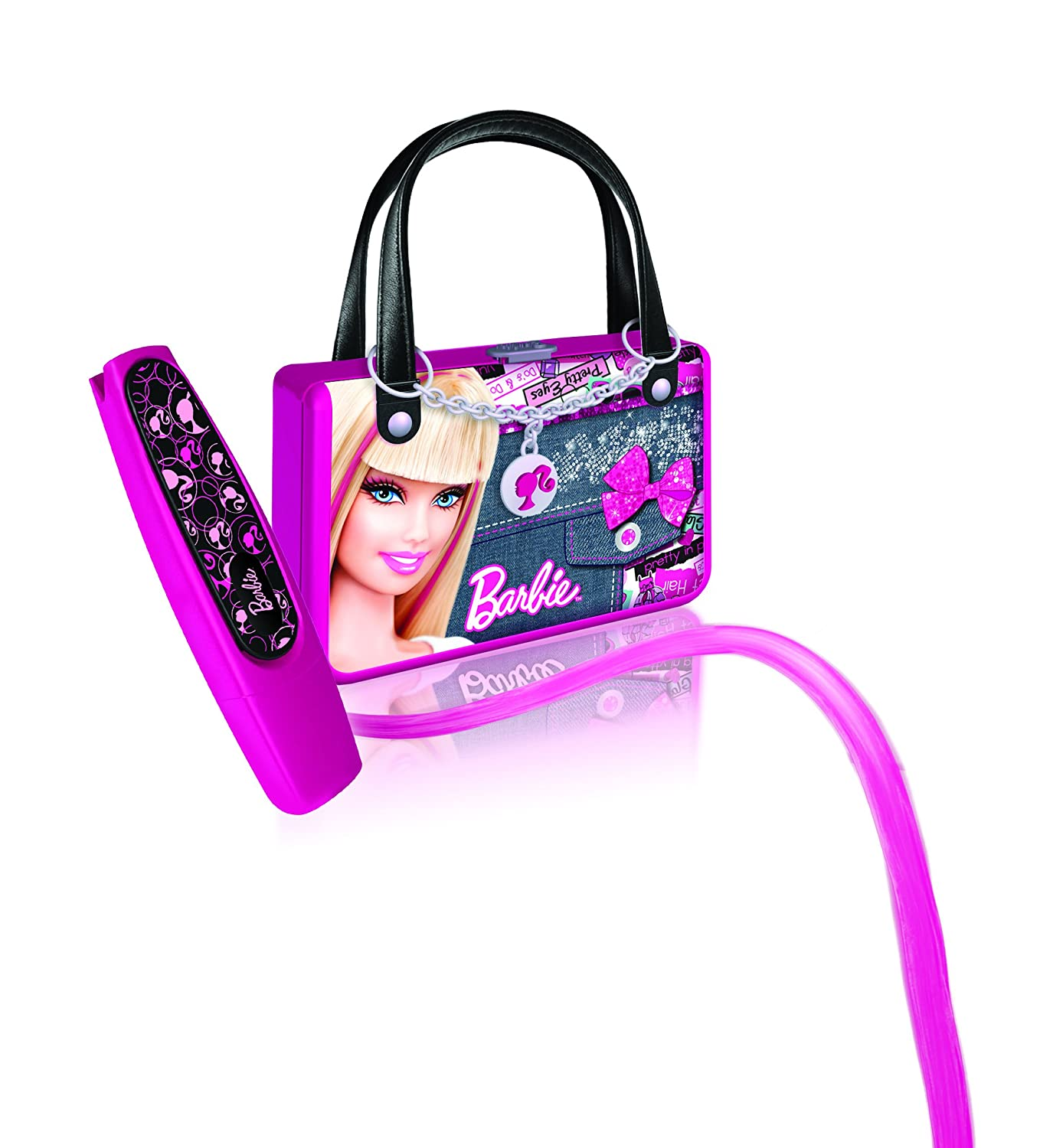 Amazon Barbie Glam Hair Extensions Toys Games