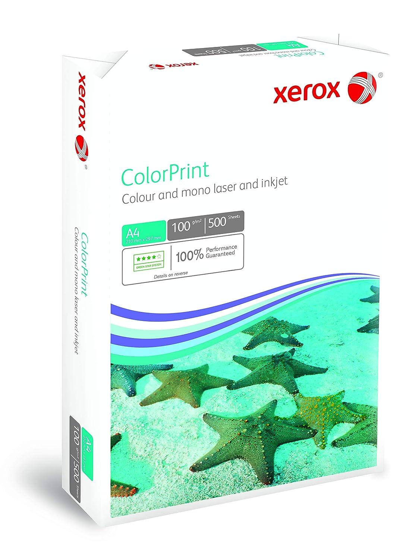 Xerox Colorprint - Papier de qualité supérieure Blanc 100 g/m² A4 - Ramette de 500 feuilles