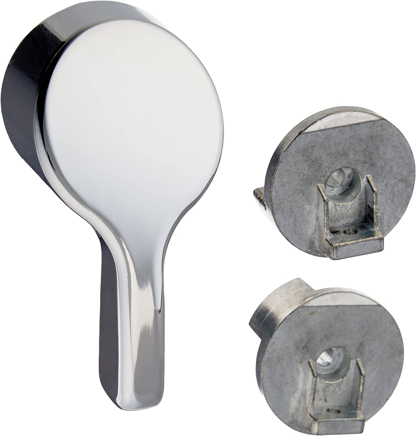 For Use With Bathroom Sink 3-1//4 in L X 2 in H Kitchen Sink and Tub Shower Faucets Danco 10423 Lever Faucet Handle