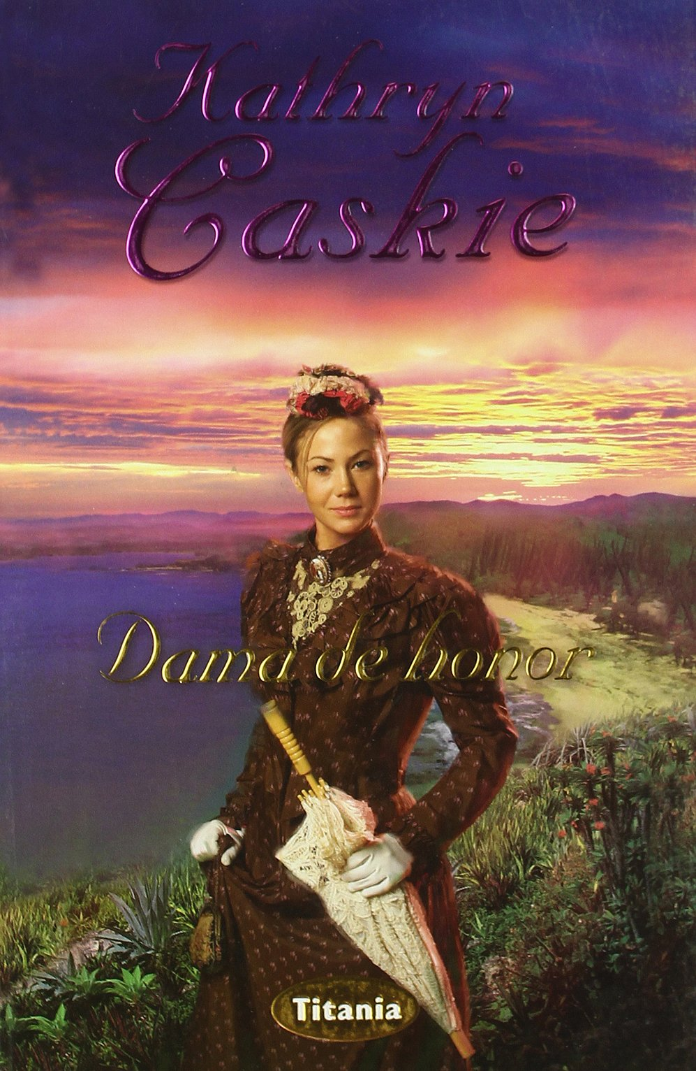 Dama De Honor/ Lady in Waiting (Spanish Edition) by Titania