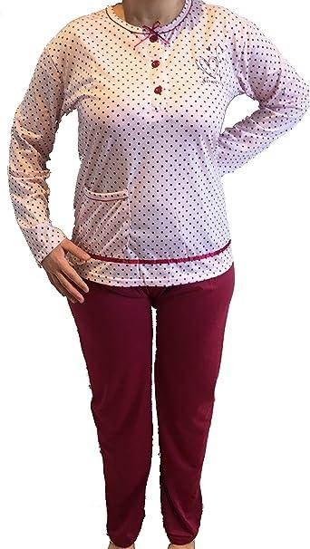 kiki - Pijama - para Mujer Rose XXL