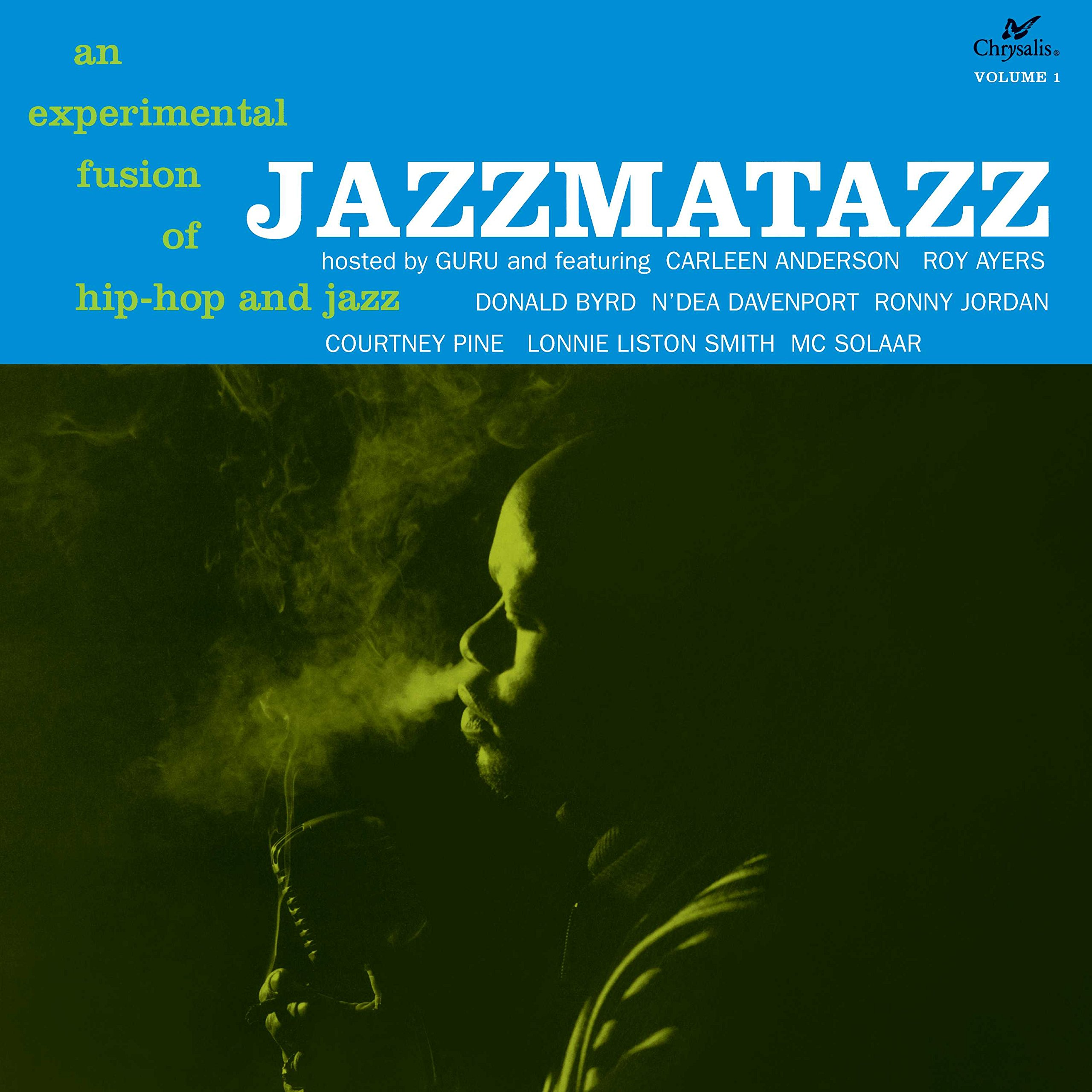 Jazzmatazz Volume 1 [LP]