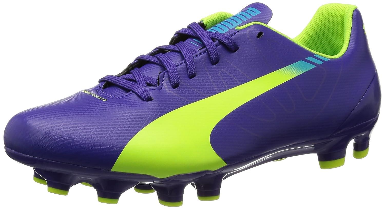 Puma Evospeed 5.3 FG Jr, Botas de fútbol Niñas: Amazon.es: Zapatos y complementos