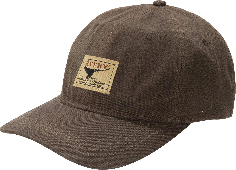 Avery Oil Cloth Logo Cap...