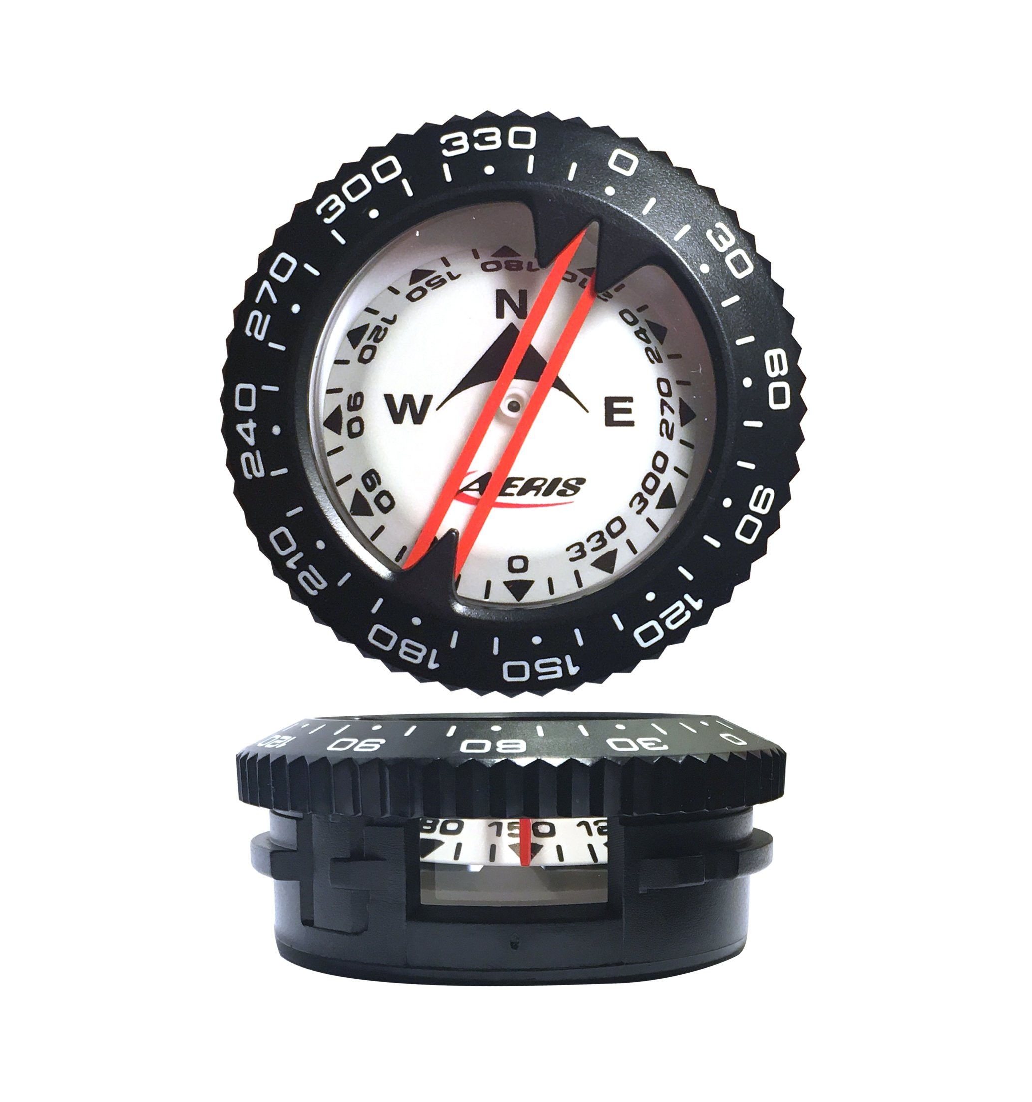 Aeris Standard Side Scan Compass Module for Scuba Diving Dive Top or Side Reading