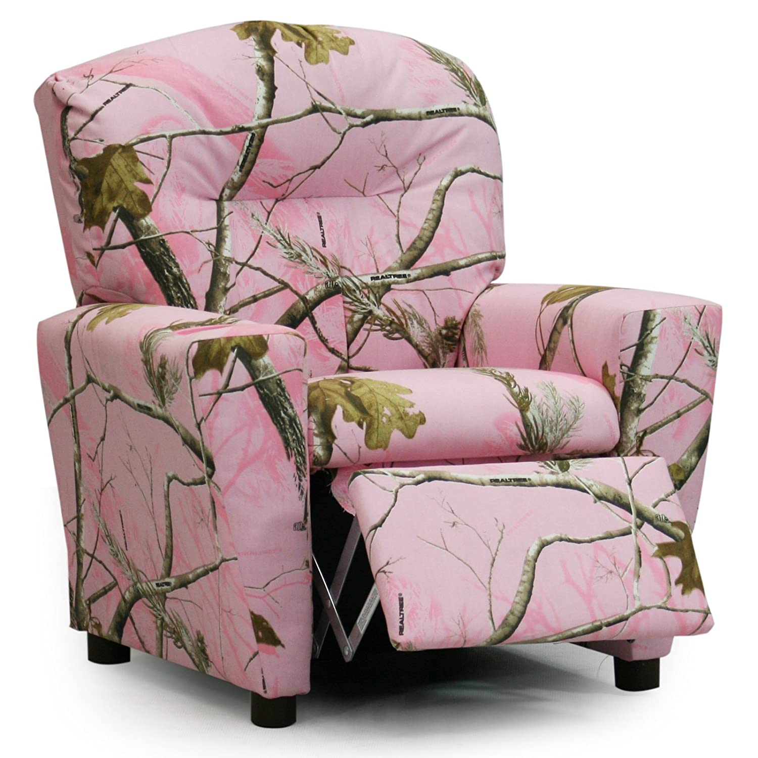 Lovely Amazon.com: Kidz World Real Tree Camouflage Kids Recliner: Home U0026 Kitchen