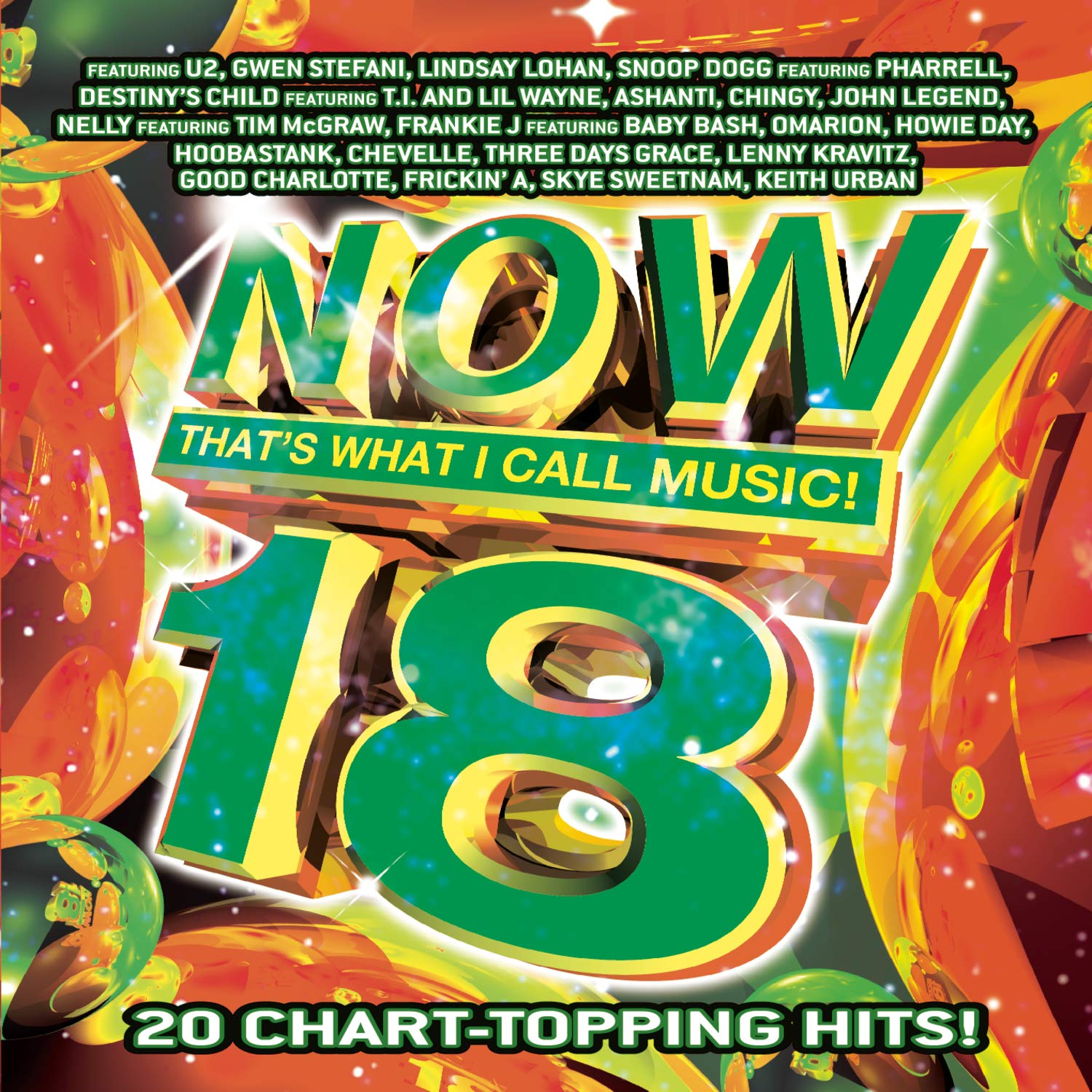 Various Now That S What I Call Music 18 Amazon Com Music