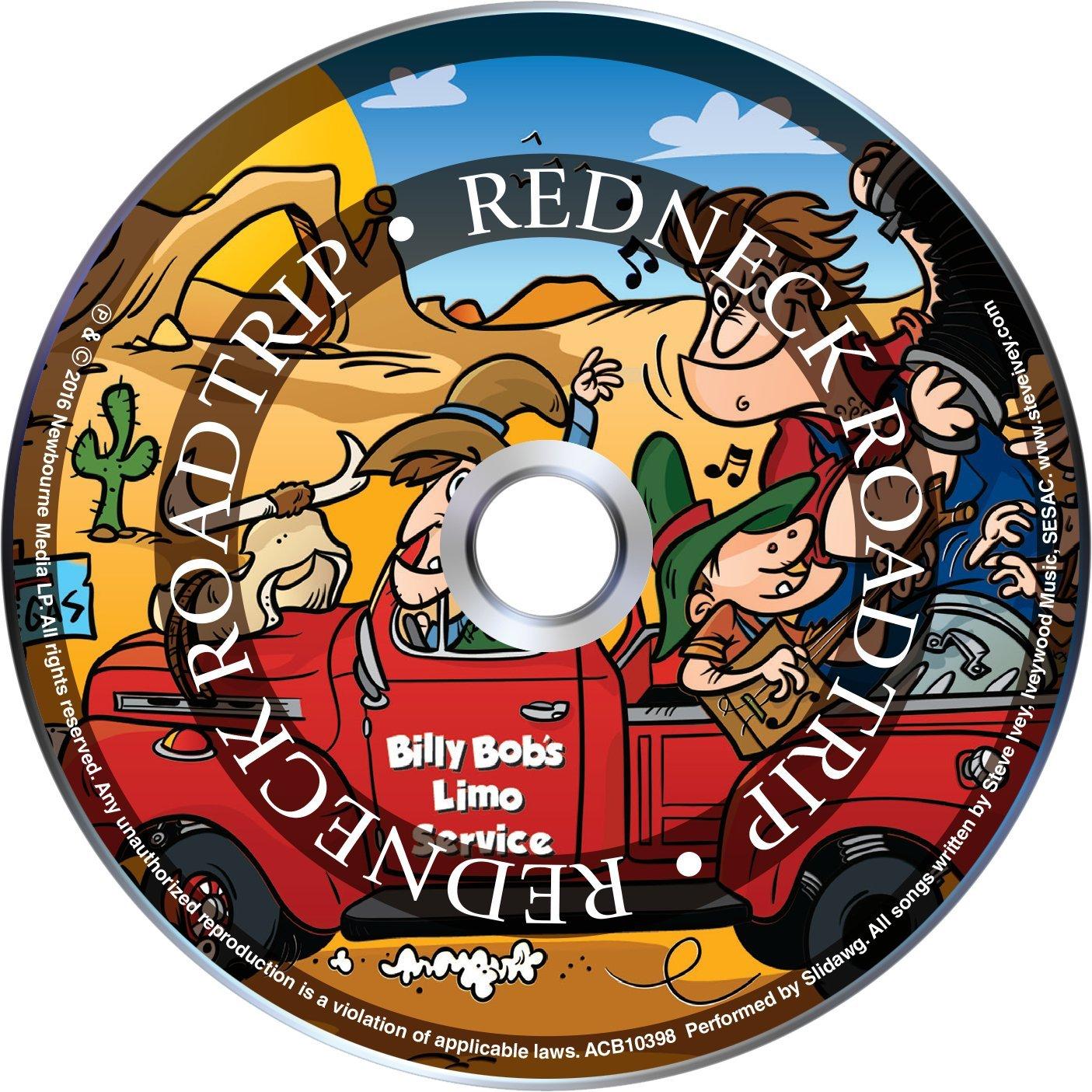 amazon com redneck roadtrip coloring book with bonus