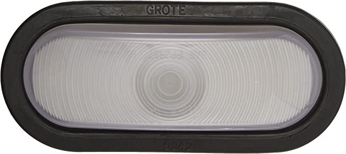 Grote 62231 Sealed Oval Bck Up Lmp