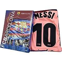 Kit Camiseta y Pantalon Tercera Equipación 2018-2019 FC. Barcelona -  Réplica Oficial Licenciado b8268e09fad85