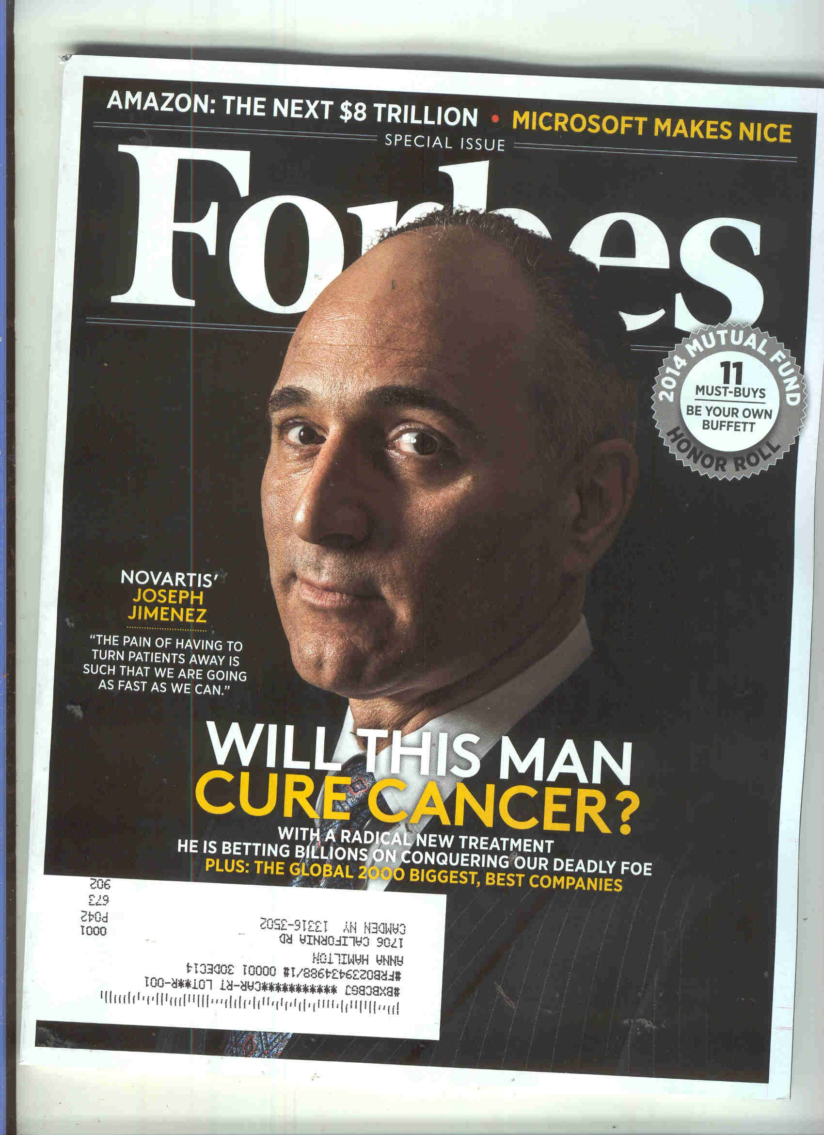 Download Forbes Magazine May 26 2014 PDF