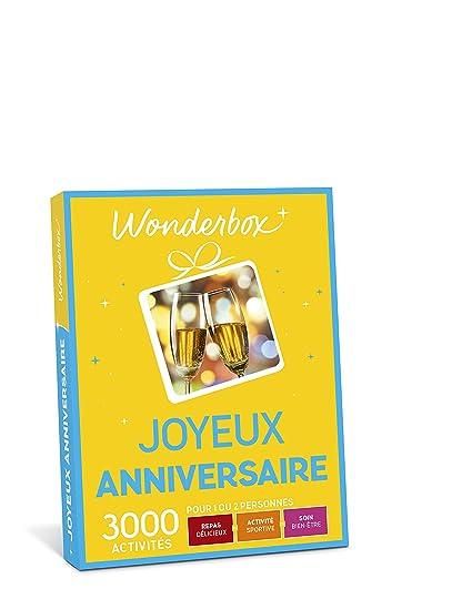 WONDERBOX: caja regalo CUMPLEAÑOS FELIZ: Amazon.es: Belleza