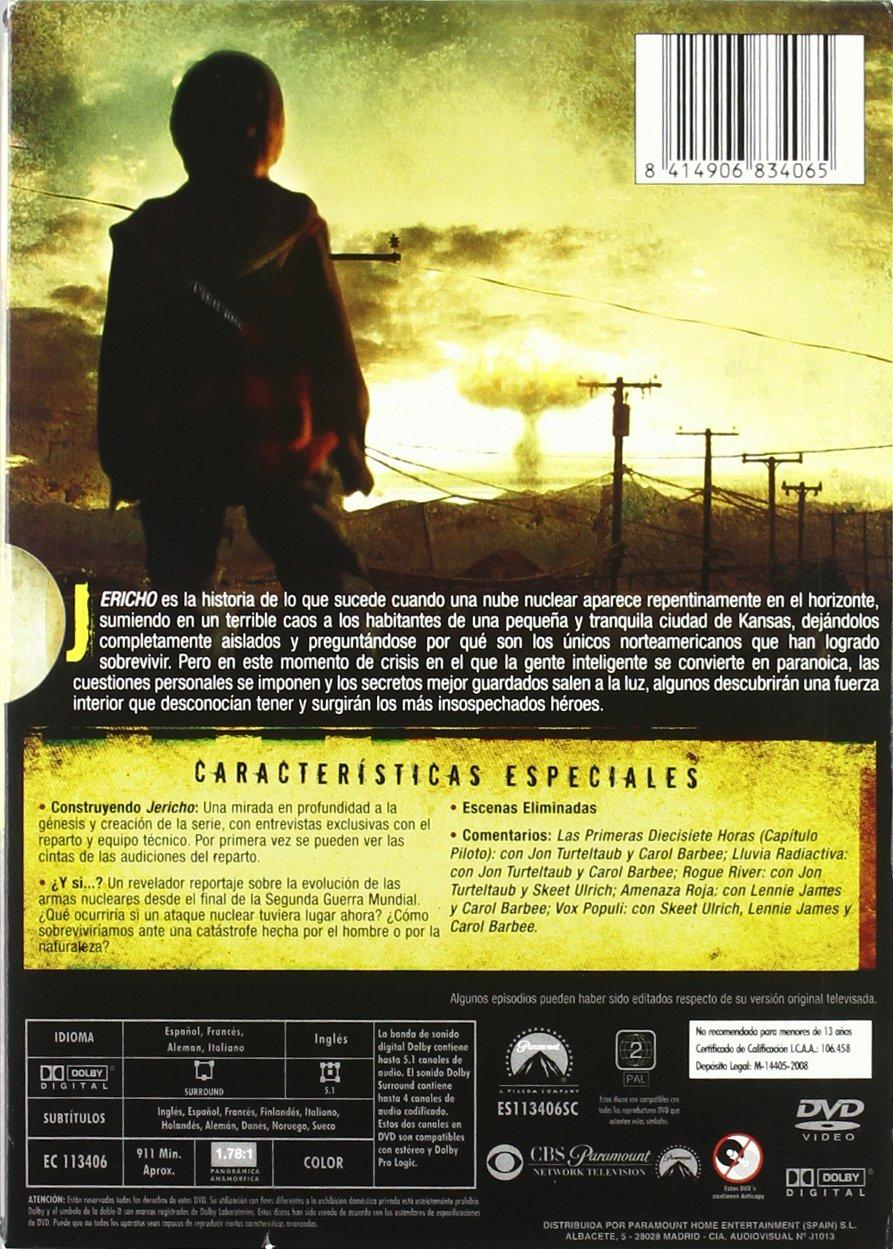 Jericho (1ª temporada) [DVD]: Amazon.es: Skeet Ulrich ...