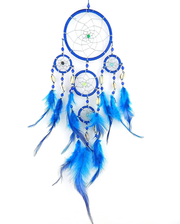 Dreamcatcher BLUE DREAM CATCHER (CWRE-SH) Bali*stars
