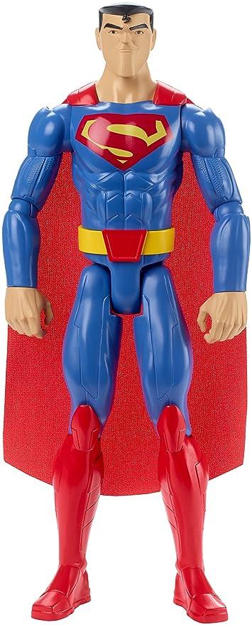 Fbr03 League Dc Acción Superman™ Figura Justice De Superman 30cmmattel vnm0N8wO
