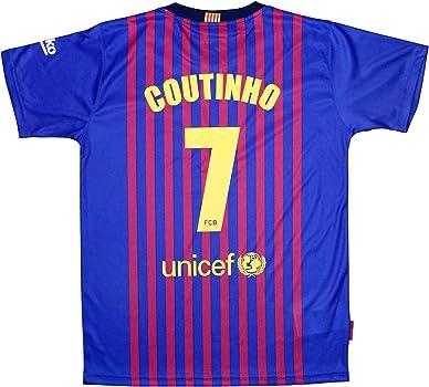 Descripción del producto. Conjunto camiseta y pantalon 1ª Equipación 2018- 2019 FC. Barcelona ... 6a2af06b2ea