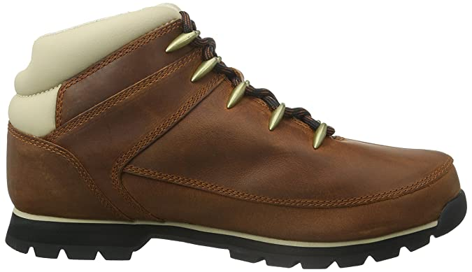 0a2a2904254 Amazon.com: Timberland EURO Sprint Hiker Boots A121K Brown Size 6.5: Shoes