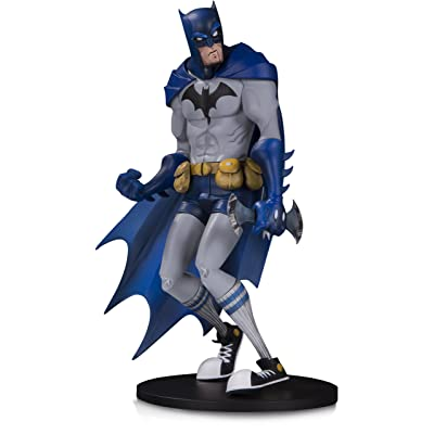 DC Collectibles DC Artists Alley: Batman by Nooligan Limited Edition Vinyl PVC Figure: Toys & Games
