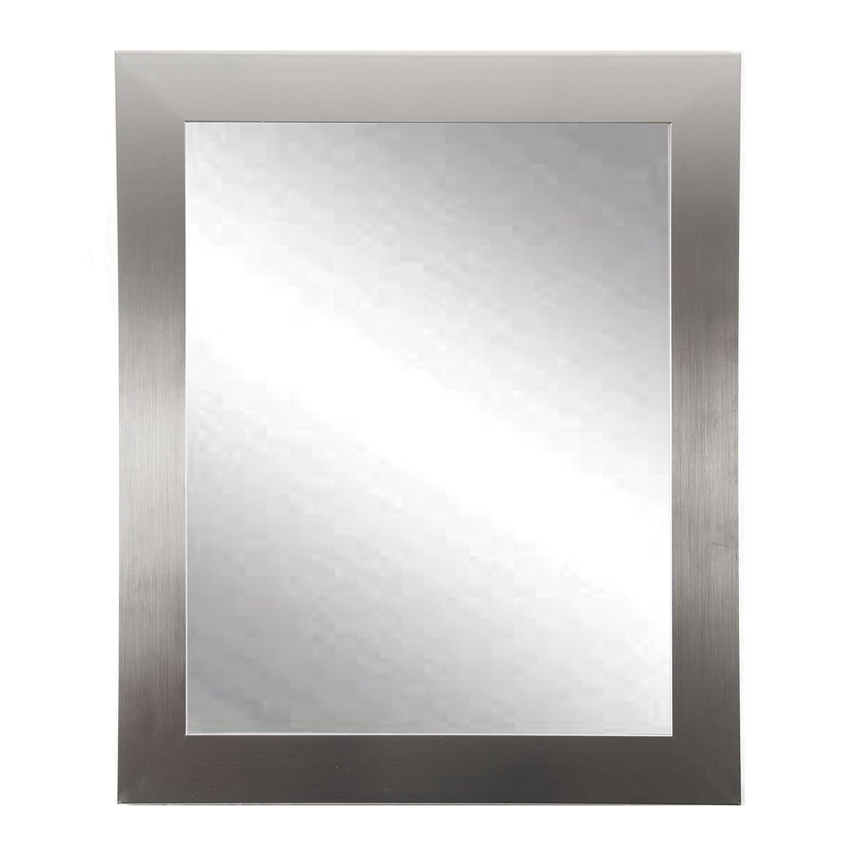 Amazon.com: BrandtWorks Modern Wall Mirror, 32\