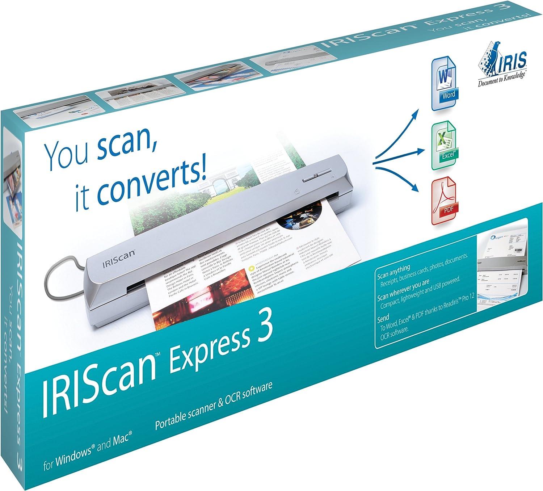 Iris Iriscan Express 3 Elektronik