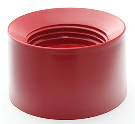 Base para batidora KitchenAid KSB5/KSB52. Color rojo imperio.