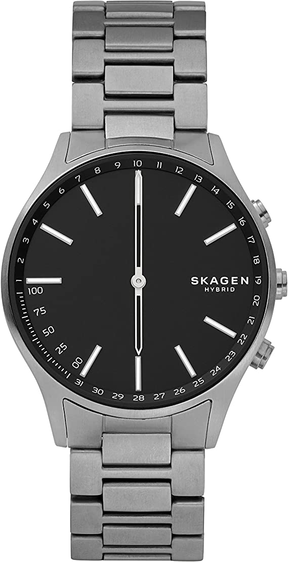 Skagen Connected Mens Holst Titanium Hybrid Smartwatch