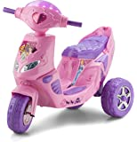 Kid Trax Princess Twinkling Scooter 6V Ride On