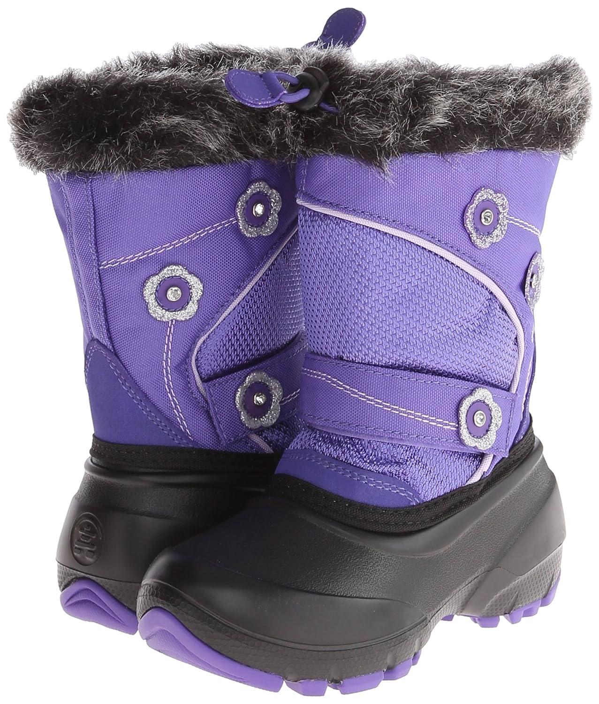 Kamik Bellissimo Boot (Toddler/Little Kid/Big Kid),Lavender,6 M US Big Kid