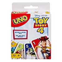 UNO Toy Story 4 Card Game Deals