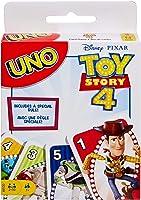 UNO Mattel Games Juegos de Mesa Toy Story 4 Juego de Cartas para Niños +7 años Board Game