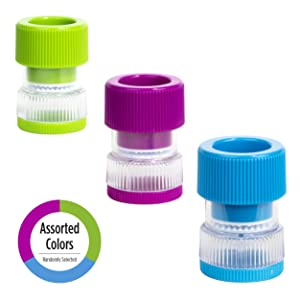 Ezy Dose Pill Crusher with Storage (Color: Blue, Tamaño: Pack of 1)